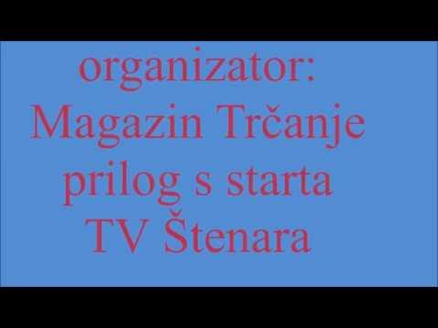 39 Zagrebacka Kros Liga 2020 Youtube