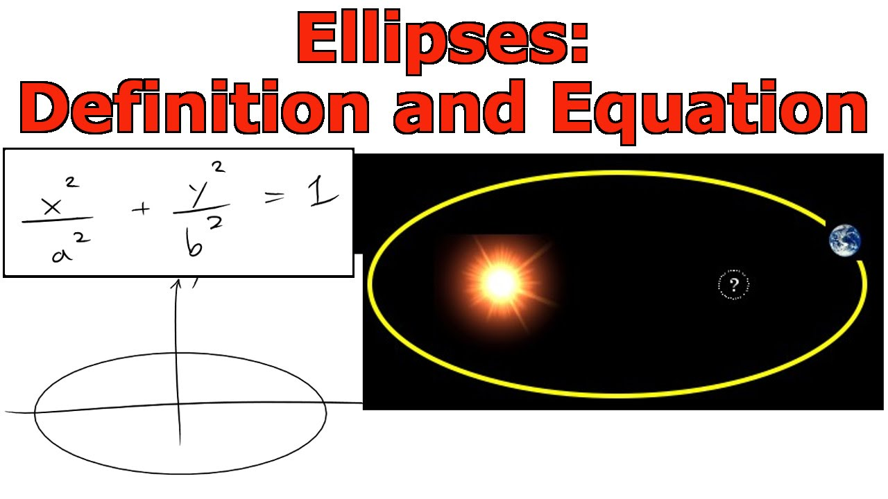 definition of ellipse An ellipsis is punctuation that is used to show where words have been left out the ellipsis is usually formed by three periods (four if the ellipsis.