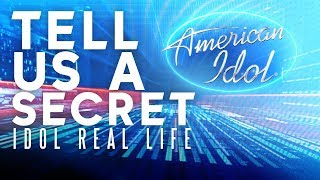 Idol Real Life, Episode 1: Tell Us a Secret - American Idol 2018 on ABC