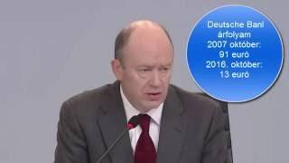 Deutsche Bank a jó vétel?
