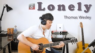 Lonely - RootMusic / 루트뮤직 Diplo Thomas Wesley with Jonas Brothers / acustic guitar cover