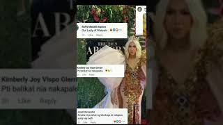 Abs Cbn Star Magic Ball 2019 funny memes comment reactions