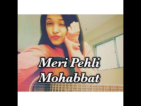 Darshan Raval | Meri Pehli Mohabbat - Acoustic Cover