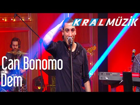 Kral POP Akustik - Can Bonomo - Dem