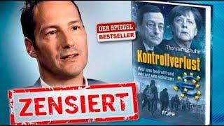 Thorsten Schulte spricht über sein Buch Kontrollverlust und was er nach der Veröffentlichung erlebte