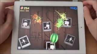 Fruit Ninja Classic Mode