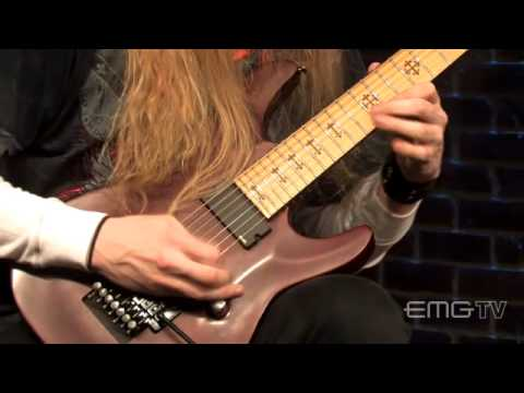 "Incredible performance by Jeff Loomis, ""Jato Unit"" Live on EMGtv"