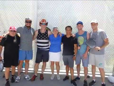 4th of July Pickleball at The Plaza Hotel in Las Vegas, NV