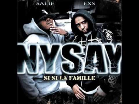 Youtube: Nysay – Bolos (Si si la famille)