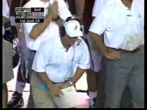 1998 Alabama Crimson Tide vs BYU Cougars
