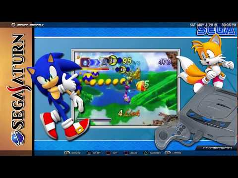 Download Hyperspin 2018 Perfect Sega Saturn And Sony