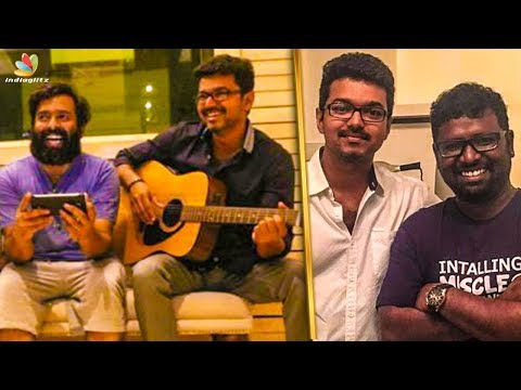 Vijay's Heart Warming Surprise to SANA & Arunraja Kamaraj | Latest Cinema News