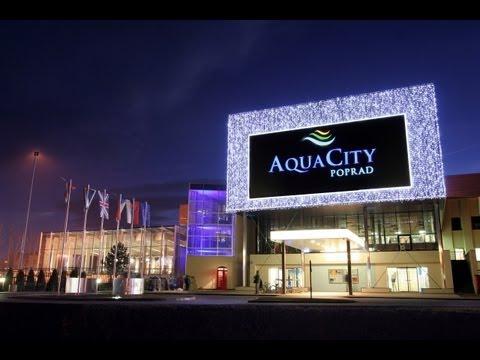 AquaCity Poprad - Vysoke Tatry - High Tatras - Slovakia