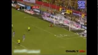 ... en el estadiomonumental isidro romero carbo !! http://www.facebook....
