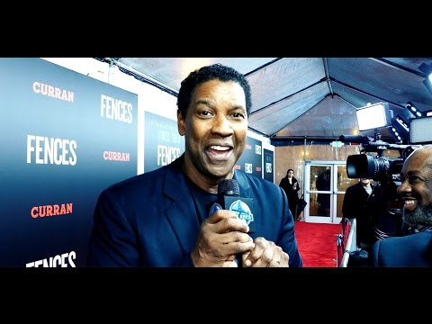 DENZEL WASHINGTON  1-ON-1 HOOPS CHALLENGE?? FENCES FULL MOVIE INTERVIEW SF