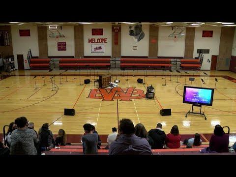 William Byrd High School Choir Performance - 4/21/21