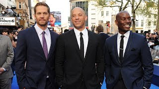 Tyrese Gibson Breaks Down at the Site of Paul Walker's Death | POPSUGAR News
