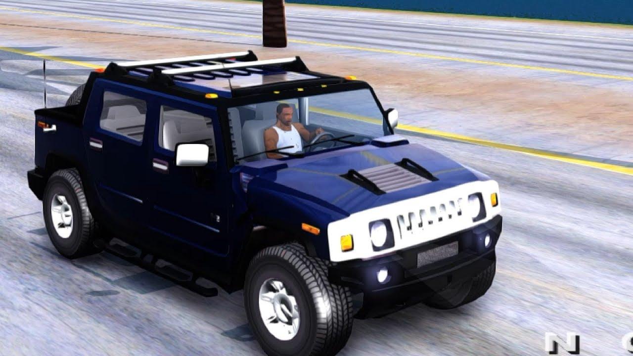 AMG H12 Hummer SUT - GTA San Andreas | amg hummer
