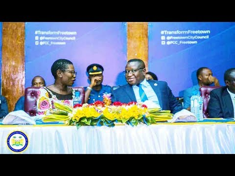 Transform Freetown - Sierra Network WanPot Show