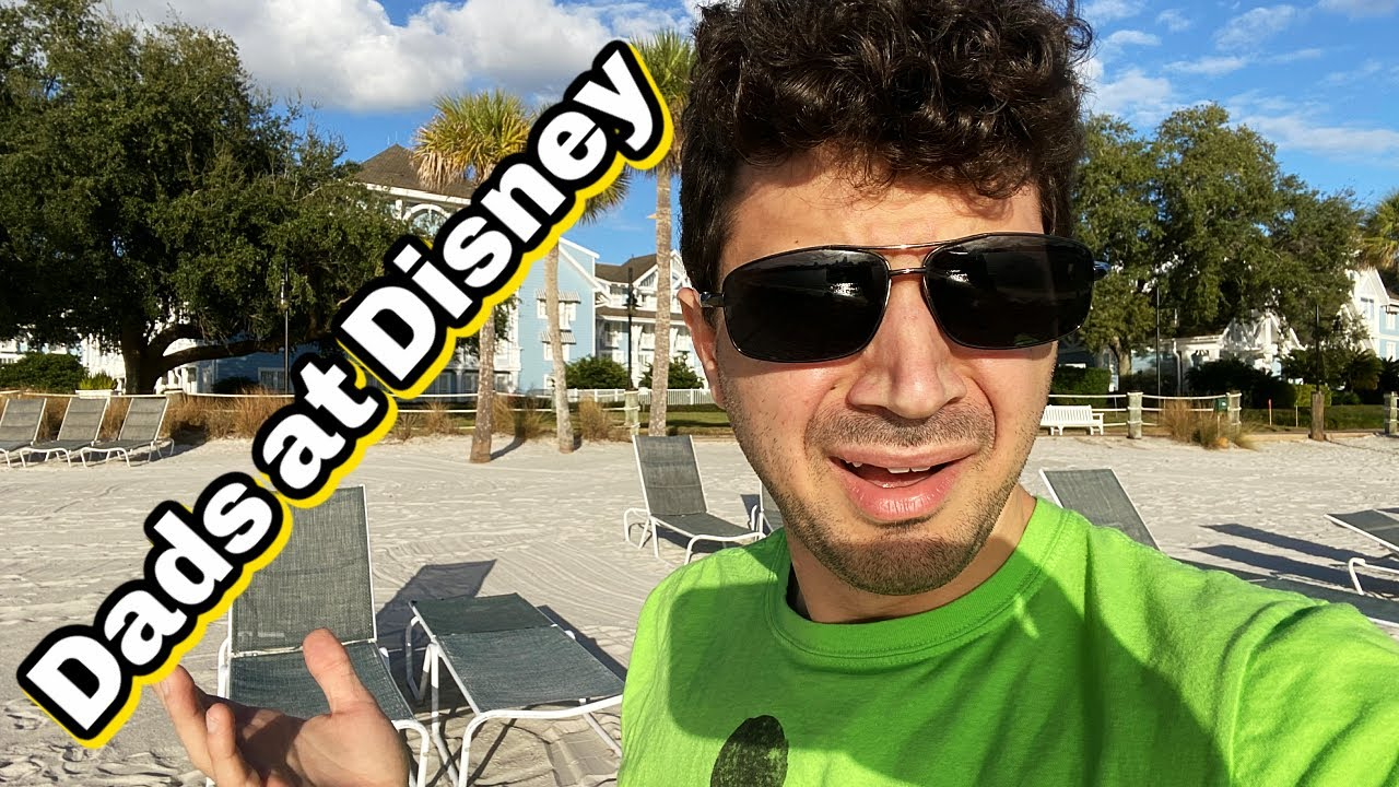 Download Different Types of Dads at Disney