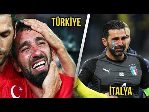 Rusya 2018 Dünya Kupası'na Gidemeyen 10 EFSANE Takım