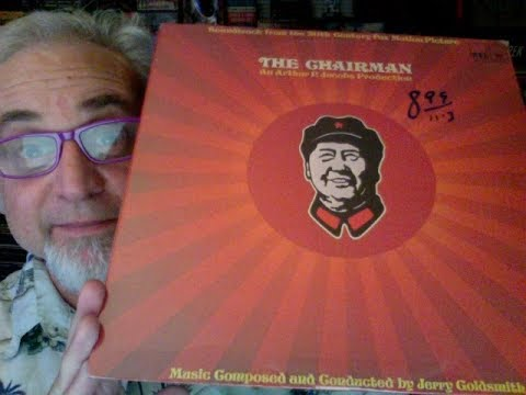Liner Notes THE CHAIRMAN Jerry Goldsmith  Read by Zooba as Burt Kwouk