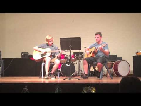 JASCO - Sepultura cover performed by Luke Gough and student Daniel Wall