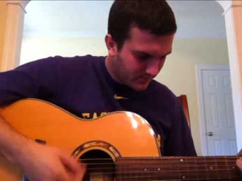 Gotye / Mayday Parade - Somebody That I Used To Know (Acoustic Cover)