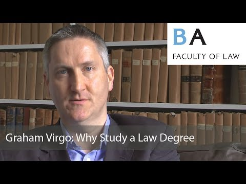 why i study business law