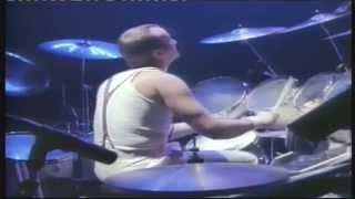 Phil Collins / Chester Thompson (Genesis) Drum Duet 1980 - 84
