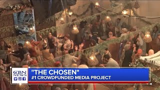 The World's Largest Crowdfunded Media Project Is All About Jesus