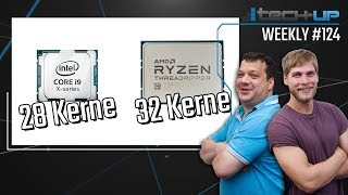 28-KERNER von Intel - AMD kontert | GDDR6 vs. HBM2 | Telekom: Mehr Surf-Speed - Tech-up Weekly #124