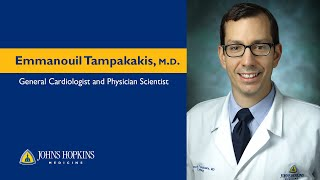 Emmanouil Tampakakis, M.D. | General Cardiologist and Physician Scientist