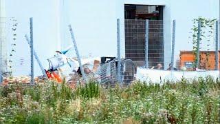 Tote nach Absturz eines Kleinflugzeugs in Bruchsal