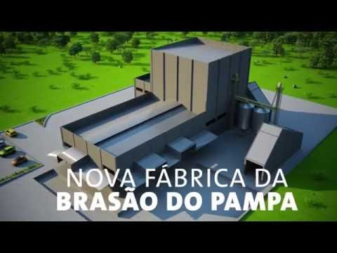 Tour virtual na nova fábrica da Brasão do Pampa