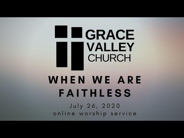 July 26, 2020 GVC Service
