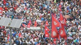 Protesta masiva en Nepal por proyecto para regular a la etnia nepalí Newar