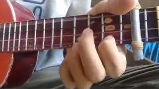 Dimatamu cover ukulele
