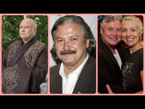 Conleth Hill Lord Varys in Game of Thrones Rare Photos  Family  Friends  Lifestyle