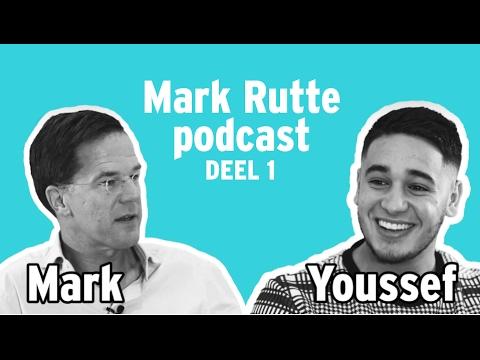 Podcast: Mark Rutte in gesprek met Youstoub - Deel 1