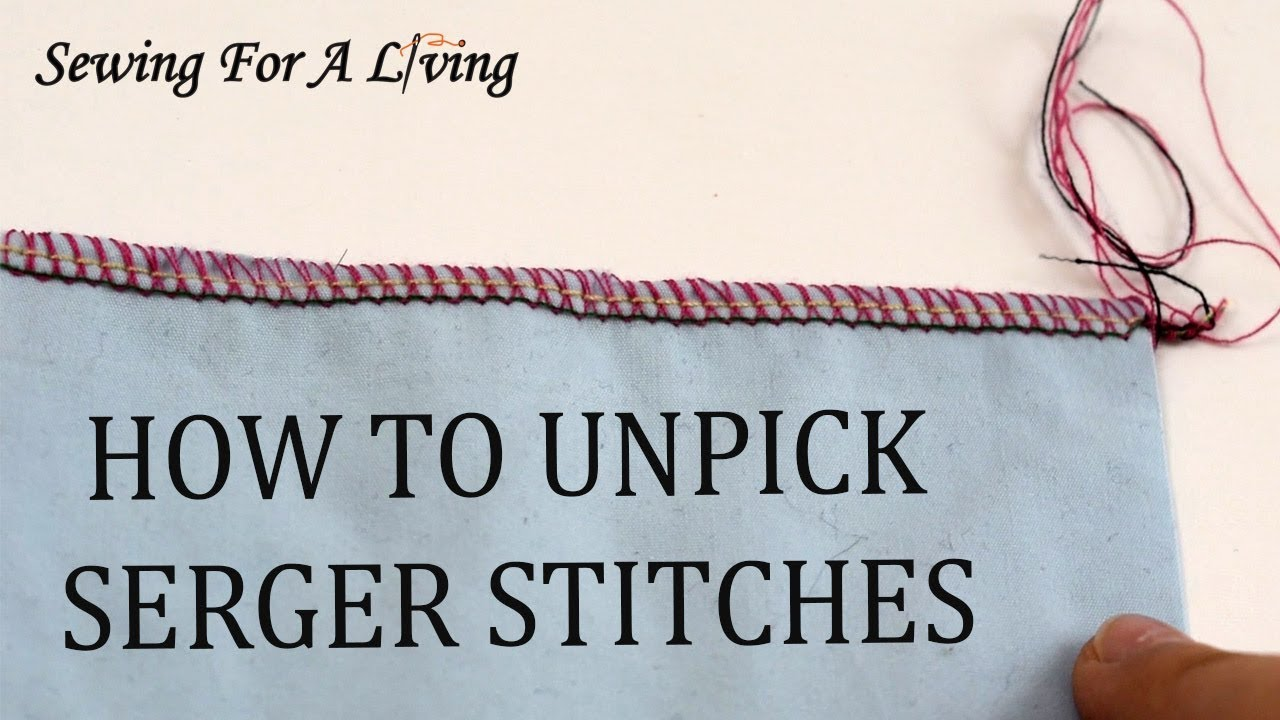 13 things you need to know about a serger (overlocker