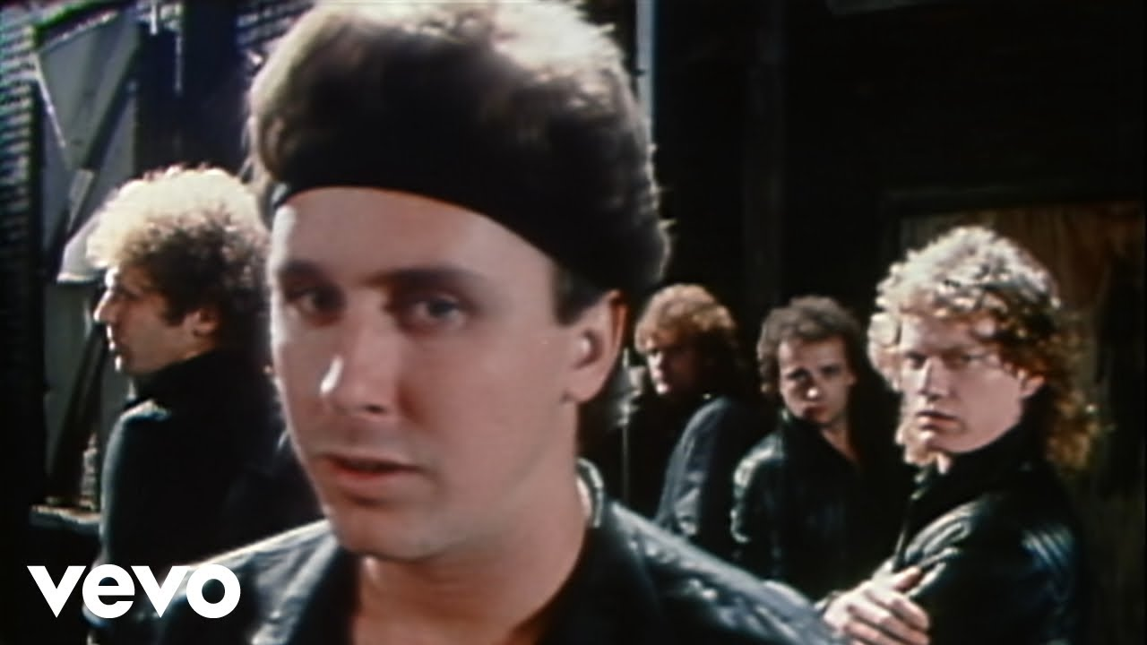 Loverboy - Gangs In the Street (Official Remastered HD Video)