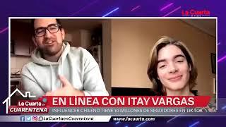 [ESTRENO] #La4EnCuarentena: ¡Conversamos con Itay Vargas!