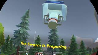 Virtual Reality Battle Royal first time