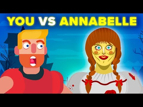 YOU vs ANNABELLE - How Can You Defeat and Survive It Annabelle  The Conjuring Movie