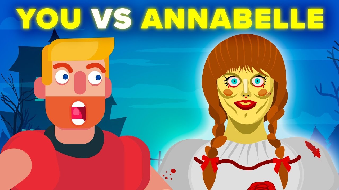 YOU vs ANNABELLE - How Can You Defeat and Survive It (Annabelle / The Conjuring Movie)