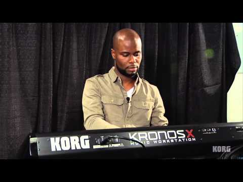 Korg All Access: Omar Edwards (Musical Director for Jay-Z, Rihanna, The Weeknd, and More)