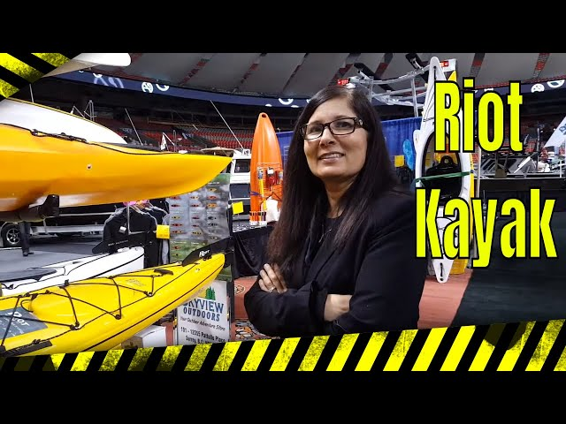 Riot Kayak Review - With Skyview Outdoors  #Kayak   #canoe  #surf