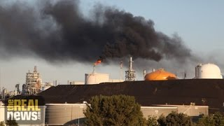 Port Authur Texas Residents Sues EPA for Neglect