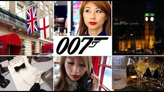 007 SPECTRE ロンドンでボンドガール!// A Day in the Life of a BondGirl〔#387〕